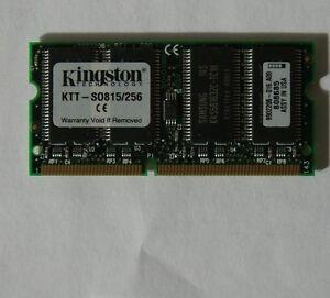 256MB-RAM-Arbetisspeicher-Dell-Latitude-C610-C510-C400