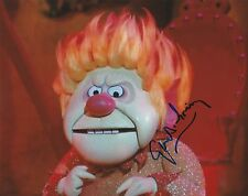GEORGE S. IRVING SIGNED 8X10 PHOTO THE YEAR WITHOUT A SANTA CLAUS HEAT MISER A
