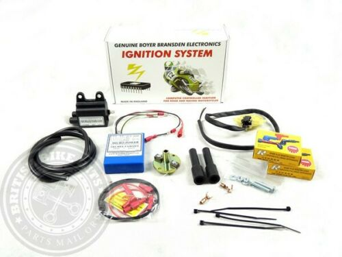 Boyer Micro Power Ignition Kit Triumph 18D2 Models