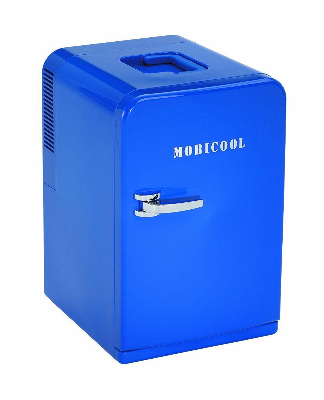NEU NEU NEU Mobicool F15 Thermoelectric Mini Fridge Blau Blau 14L 12V + 230V 14 Liter 3155e9