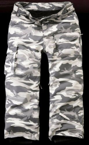 Southplay Mens Winter Camo Waterproof  Light Military Ski-Snowboard Pants