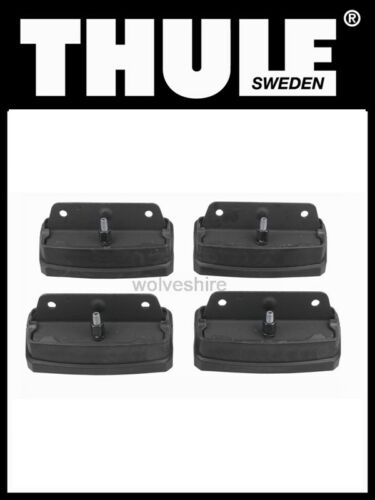 NEW THULE FITTING KIT 3163 FITS NISSAN KICKS SUV 2016/> WITH FIX POINTS IN ROOF