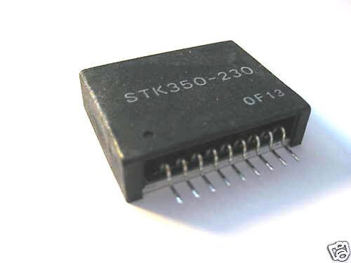dissipateur thermique composé Nouveau SANYO Original STK350-2308-749-011-16