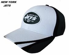 "NFL Mens Hat,Cap - New York Jets Adult ""47 Brand"" Nfl Team Stretch Fit Cap, NWT"