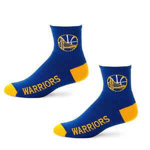 651112ac4b70 NBA Golden State Warriors Socks 501 Quarter Length Large Size Mens ...