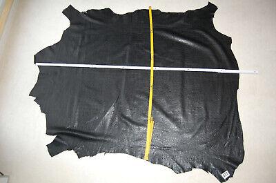 Rindsleder Nappa orange 1,2-1,4 mm div Größen Möbelleder Rindsnappa Leder #w483