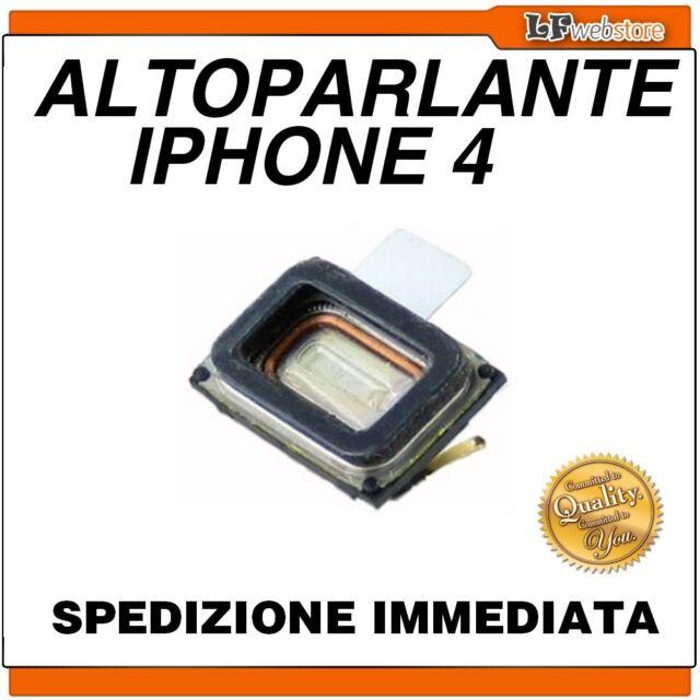 altoparlante auricolare Ricambio cassa superiore Speaker per iPhone 4 - POSTA1