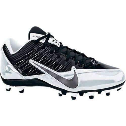 Nike Alpha Pro TD Football Cleats - Size 13.5