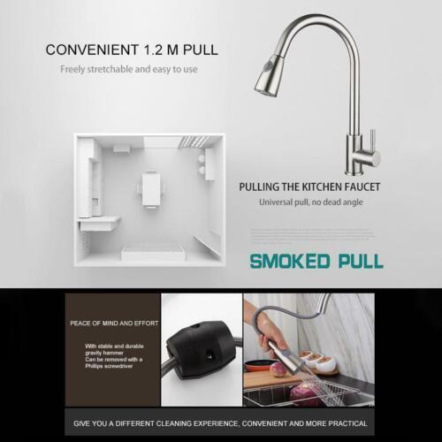 entrepreneur.cd Home & Garden Faucets Extricable Kitchen Sink ...