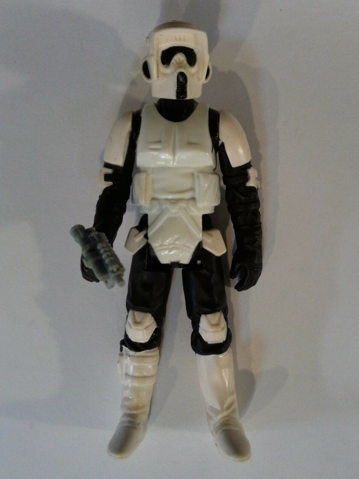 1983 Biker Scout Star Wars Taiwan Variant Complete Cleaned Restored Near Mint