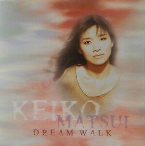 Keiko-Matsui-Dream-Walk-CD-1996-Unity-Label-Group-ULG-Enhanced-VG-9-10
