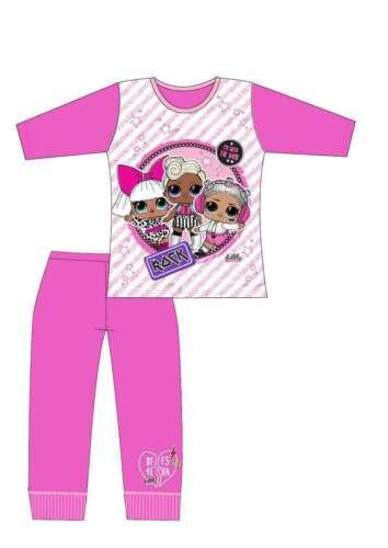 Girls LOL Suprise Pyjamas Nightwear Sleepwear 4-10yrs FREE UK P/&P