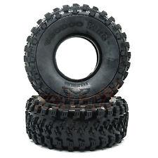 Ottsix RC Voodoo KLR 1.9 Crawler Tire Blue Compound Medium Soft RC Cars #KLR19BC