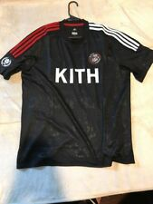 45122ff8d60 item 3 KITH X ADIDAS SOCCER GAME JERSEY COBRAS HOME White Black Red Size L  Large -KITH X ADIDAS SOCCER GAME JERSEY COBRAS HOME White Black Red Size L  Large