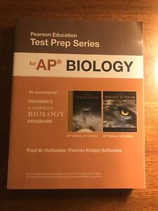 School Edition Preparing for the Biology AP* Exam