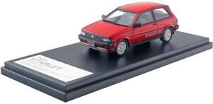 Hi-Story-1-43-TOYOTA-STARLET-si-Limited-1984-Rouge-HS216RE-avec-suivi-NEUF