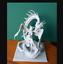 1-24-Scale-75MM-Resin-Figures-Unpainted-Model-Kit-Lady-Snake-Garage-Unassambled thumbnail 3