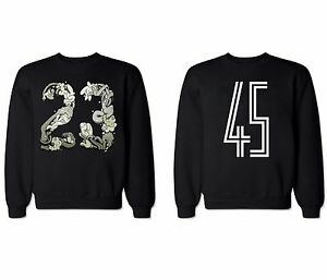 58e0d044e4d50e Space Jam 45 Retro 11 XI 23 2016 Crewneck Sweater to match with Air ...