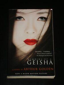 Memoirs of a geisha book online