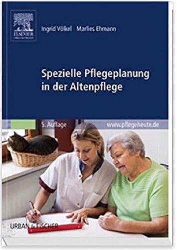 1 von 1 - Spezielle Pflegeplanung in der Altenpflege, Ingrid Völkel, NEU/OVP