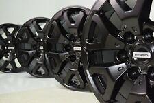 17 Ford F150 F 150 Raptor Truck Satin Black Wheels Rims Factory Oem 2020 2021