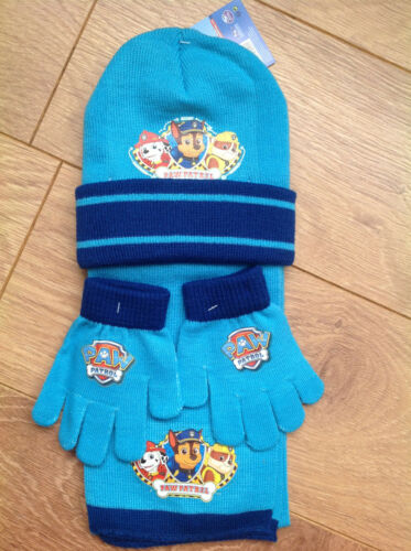 Paw Patrol Boys Kids Character Hat age 3-9 years 52-54cm