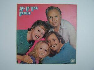 All In The Family Vinyl LP Record Album SD 7210