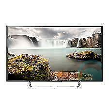 "SONY BRAVIA 43"" 43W800C LED TV WITH 1 YEAR DEALER'S WARRANTY !!."