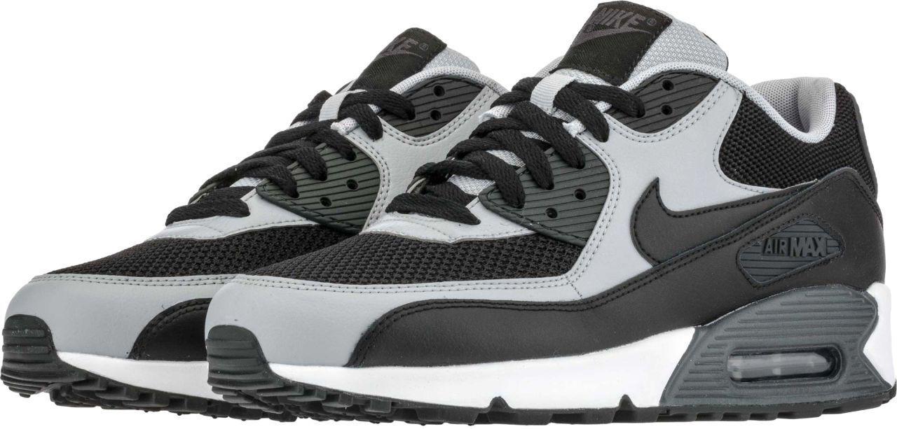 Uomo Nike Air Max '90 nero Wolf grigio grigio grigio Anthracite Dimensiones 8-13 NIB 537384-053 c65d8d