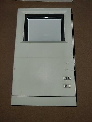 Ritto 4826//00 Video-Hausstation S//W Monitor TwinBus schwarz//weiß 4826//70 geb Lo
