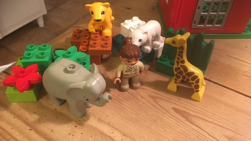 Lego Duplo, 4968 & 4962