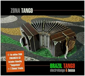 Zona-Tango-Brazil-Tango-Electrobossa-amp-Tango-CD-New-Sealed