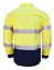HI-VIS-SHIRT-NEW-DESIGN-SAFETY-COTTON-DRILL-WORK-Vents-UPF-50-LONG-SLEEVE thumbnail 43