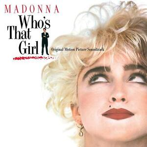 Madonna-Who-039-s-that-Girl-1LP-Vinyl-Soundtrack-2018-Sire-Warner-New