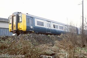 British Rail 317309 Cricklewood depot 1982 Rail Photo - Mansfield, United Kingdom - British Rail 317309 Cricklewood depot 1982 Rail Photo - Mansfield, United Kingdom