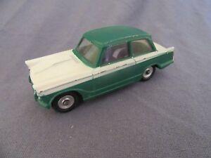 826F-Vintage-Dinky-189-Triumph-Herald-Vert-Blanc-1-43