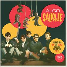 Various Artists - Algo Salvaje: Untamed 60s Beat & Garage / Various [New CD]