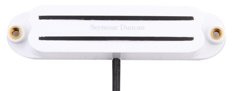 Seymour Duncan Cool Rails Strat Bridge Weiß - SCR-1B WH