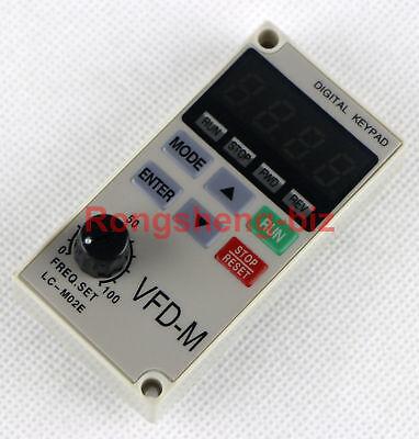 1PC NEW Delta Digital Keypad Operation Panel VFD-M LC-M02E LC-M2E
