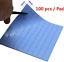 thumbnail 4 - CPU Heatsink 100 pcs10mmx10mmx1mm GPU Cooling Thermal Conductive Silicone Pad