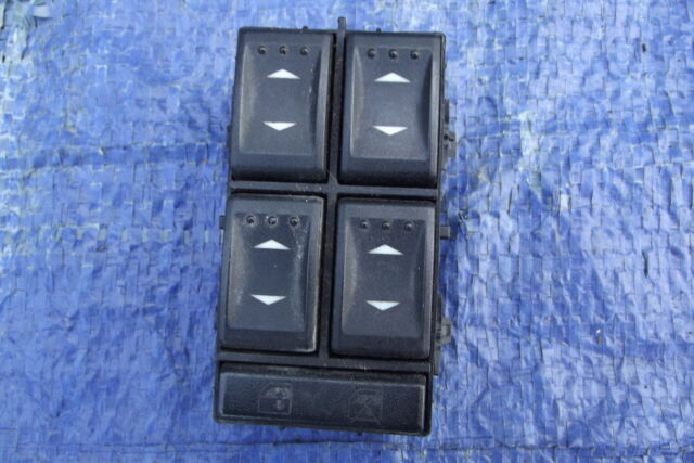 ELECTRIC WINDOW SWITCH 4 WAY 3S7T14A132BA from FORD MONDEO ST 2005 MK3