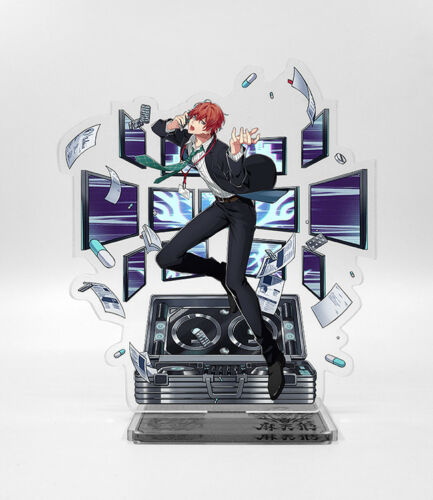 HypnosisMic Division Rap Battle DRB Acrylic Stand Figure Holiday Gift Cosplay#02