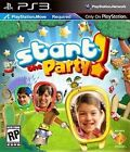 Start The Party Bilingual Cover Playstation3 PAL Compatible
