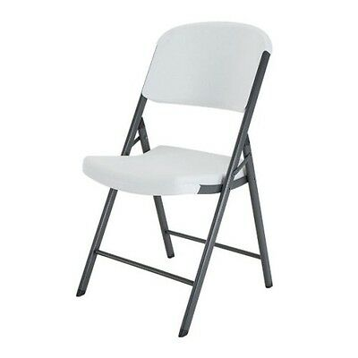 Peachy Brand New Lifetime Folding Chairs 42804 White Granite Color Plastic 4 Pack Ebay Pdpeps Interior Chair Design Pdpepsorg