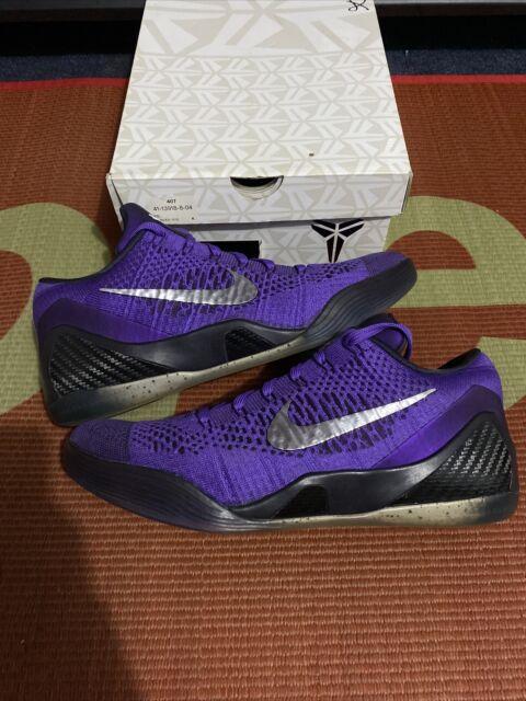 Nike Kobe 9 Elite IX X Moonwalker MJ