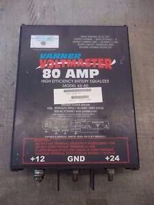 Vanner High Efficiency 80 Amp Battery Equalizer #65-80