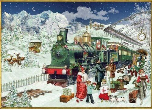 la Navidad Express por Barbara Behr 1000 Pieza Rompecabezas 14141 nuevo