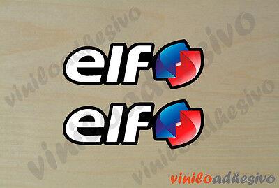 Pegatina Sticker Vinilo Elf Oil Ref2 Autocollant Aufkleber Adesivi