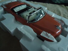 DANBURY MINT 1956 BUICK ROADMASTER CONVERTIBLE  LMT EDT  - ALL EXTRA PAPER WORK