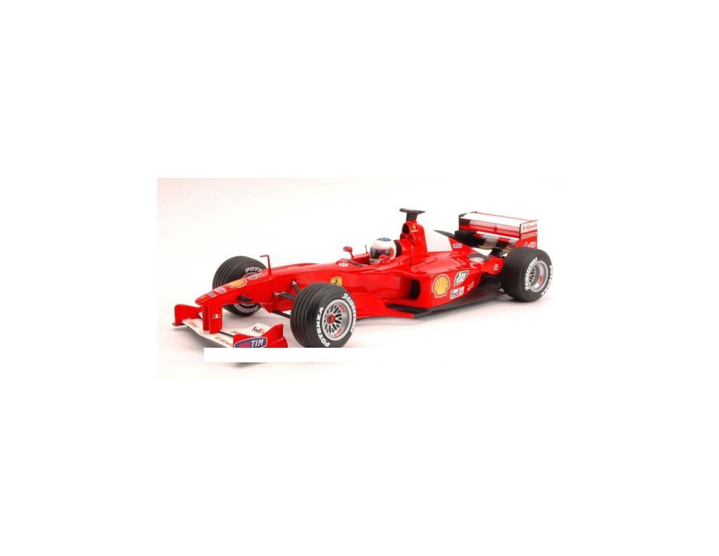 Hot Wheels HW26738 FERRARI F1 2000 N.4 RUBENS BARRICHELLO 2000 1 18 Modellino